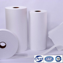 H13 mini-pleat fiberglass HEPA filter paper