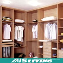 Placard de garde-robe de chambre en forme de L durable (AIS-W366)