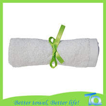 Wholesale White Bamboo Face Cloths