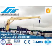 Provision Handling Crane for Dwt Bulk Carrier