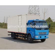 Dongfeng marca 4X2 drive camioneta para 3-18 metros cúbicos