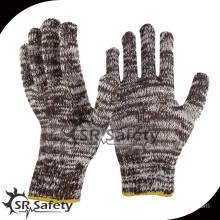 SRSafety Cheapest Cotton Hand Gloves/Working Glove/work safety gloves