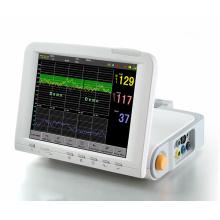 12,1 pouces foetale maternelle moniteur foetal Doppler échographie ultrasonique écran tactile (SC-STAR5000C)