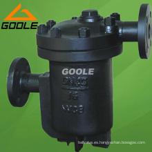 Trampa de vapor de cubeta inversa (GACS45H)