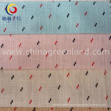 Imitate Cotton Linen Printed Fabric of 100%Cotton Textile (GLLML184)