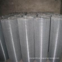 Elektrogalvanisiert nach dem Schweißen geschweißter Eisendraht