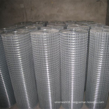 Electro Galvanized After Welding Welded Iron Wire Mesh