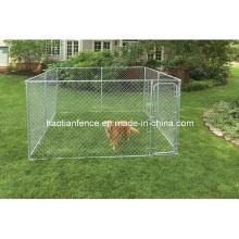 10'x10'x6 'Galvanized Classic Dog Breeding Cages