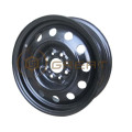 """chinese 17"""" steel wheel rims passenger car rims with good quality"""