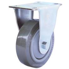 Fixed PU Caster (Gray)(Flat Surface) (3304344)