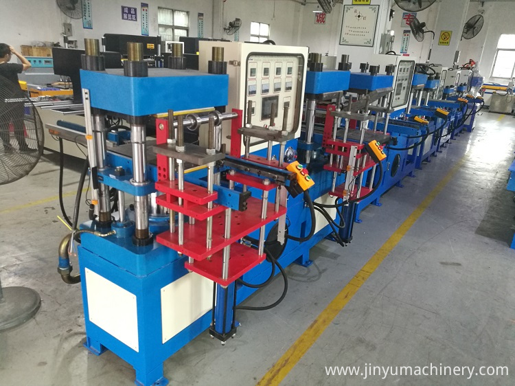 Silicone Rubber Machine Jinyumachine Hotmail Com