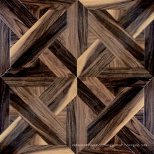 12mm Art Paste-up Finish Waterproof Laminate Flooring (H6609)