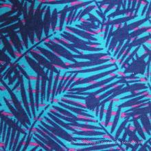 Oxford 420d Printing Nylon Crinkle Fabric avec revêtement en PU (XQ-426)
