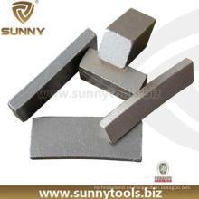 Segmento de corte de diamante de la cuchilla (SN-12)