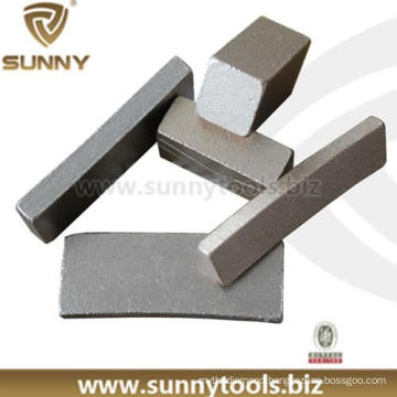 Edge Cutting Diamond Blade Segment (SN-12)