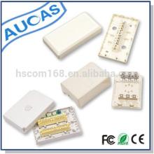 DP caixa de plástico ao ar livre caixa de distribuição de cabo de telefone
