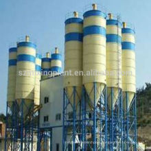 Hot Selling HZS180 Small Cement Mixing Plant