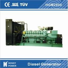 Generador de velocidad media 1200rpm (HGM1000-HGM2500)