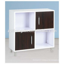 Modern Office File Cabinets Storage Shelf MDF Board Locker Cabinets