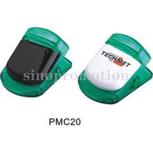 Clip à aimant Clip à aimant en plastique Clip aimant fort (PMC20)