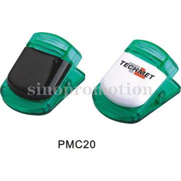 Magnet Clip Kunststoff Magnet Clip starken Magnet Clip (PMC20)
