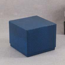 corrugated paper candle folding box