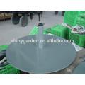 Round Steel Patio Umbrella Base