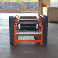 Single Color Woven Bag Printing Machine