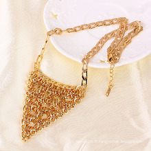 Xuping Charm Gold Plaated Lady Necklace