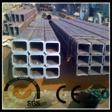 ERW Welded Square Hollow Bagian Steel Tube / Pipa