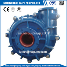10/8 F-AH Metallfodrad Horisontell Slurry Pumps