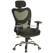 Black Office Chair Mesh Chair high back office chair with headrest