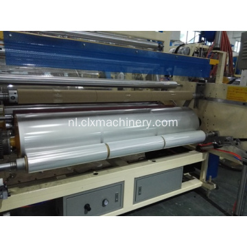 LLDPE Stretch Packaging Film Extrusion Machine