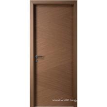 Trade Assurance Entry Door Rustic Wood Engineered Veneered Exterior Door