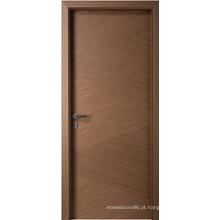 Porta de entrada do Trade Assurance Rustic Wood Engineered Veneered Exterior Door