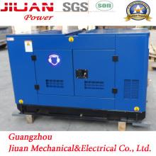 Гуанчжоу завод на продажу цена 22kw 27kVA Тихая электроэнергии дизель-генератор
