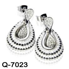 2015 Neueste Styles Ohrringe 925 Silber (Q-7023)