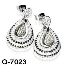 2015 Latest Styles Earrings 925 Silver (Q-7023)