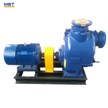 Self-priming water pump with motor 120hp