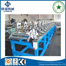 Metallfensterladen-Streifen-Rolle, die Maschine bildet