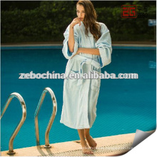 100% Cotton Colorful Soft Towel Fabric Best Quality Hotel Bathrobes