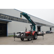 5 тонн трактор кран внедорожный кран