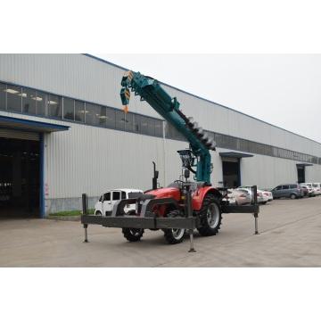 5 ton tractor crane off road crane