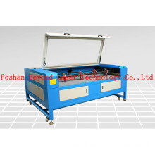 Fabric and leather laser cutting engraving machine HS-T1810D4