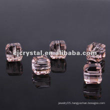 2016 Faceted Square Glass Beads