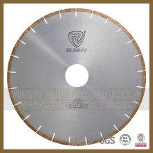 Hoja circular Diamond Agate (SY-DSB-26)