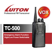 Walkie Talkie Tc-500 Two Way Radio
