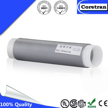 Coaxial Cable Conjunction Cable Termination Black Mastic Tube