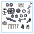 Stainless 304 316 CNC Usinagem de peças de torneamento para peças de automóveis