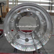 Heavy Duty Aluminium Truck Wheel mit 10 Bohrungen